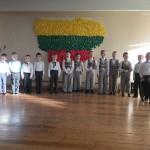 """,,Mes Lietuvos kareivėliai"""" - dainuoja ,,Žilvino"""" berniukai"""