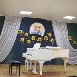 Plungės M. Oginskio muzikos mokykla pasirengusi konkursui