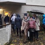 Išvykoje po Stokholmo darželius