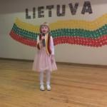 Agota sako, kad Lietuva - gražiausioji šalis