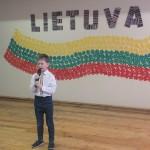 Lino eilės taip pat apie Lietuvą