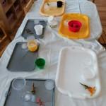 Eksperimentai - viena iš mėgstamiausių veiklų darželyje.