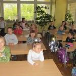 Priešmokyklinukai Palangos pradinėje mokykloje