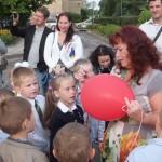 Ar ant balionų sutilps visos vaikų svajonės?