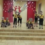 """Kretingos lopšelio-darželio """"Pasaka"""" šokėjai"""