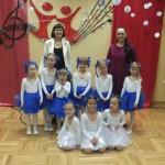 Vieni iš nugalėtojų - Palangos lopšelio-darželio Žilvinas vaikai ir jų mokytojos