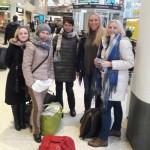 Atvykus į Stokholmą