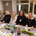 Susitikimo vakarienės metu
