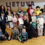 Konkurso dalyviai, jų pedagogai, palaikymo komandos (2)