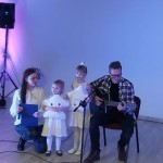 Nuoširdumu dvelkė Smiltės ir Miglės šeimos pasirodymas
