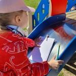 """Grupės """"Uosiukai"""" vaikų tyrinėjimai ir atradimai"""